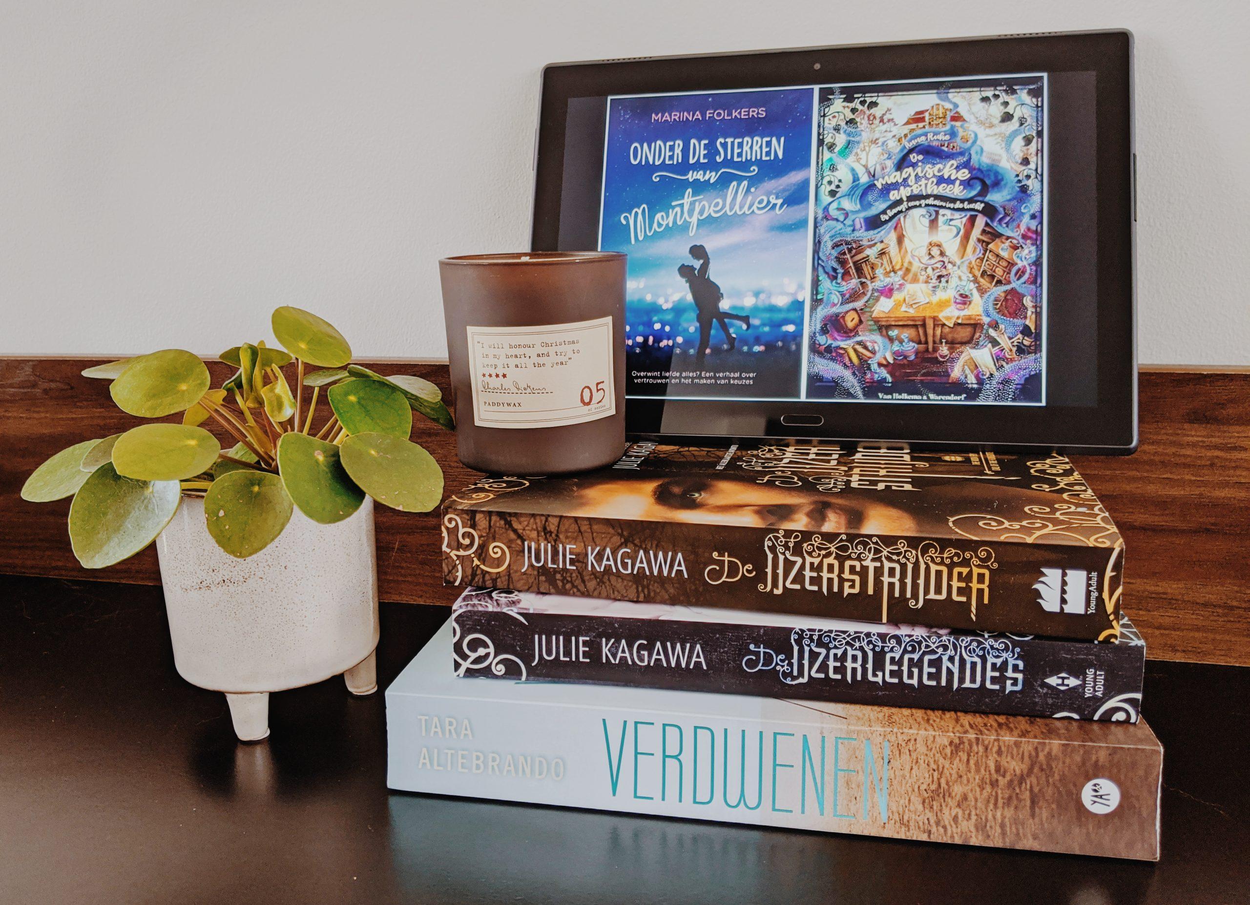 All books I've read in February