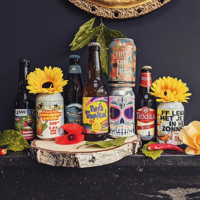 oktoberdots zomer bierproeverij